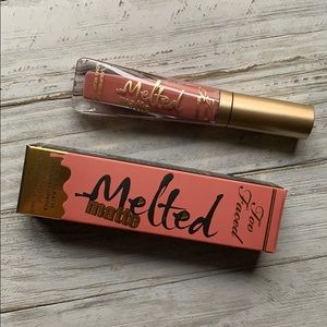 Too Faced Melted Matte Long Wear Lipstick NEW